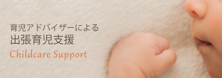 育児アドバイザーによる訪問育児支援